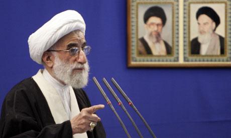 Hardliner named to head group that will pick Khamenei's successor