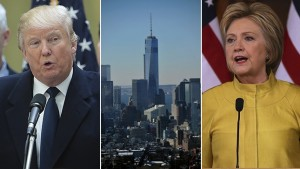 Presidential primary circus does New York