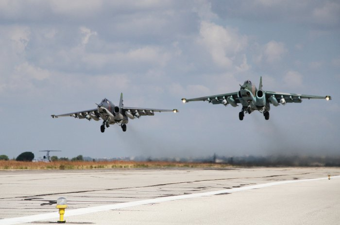 Syrian forces open new front against ISIL with Russian air support