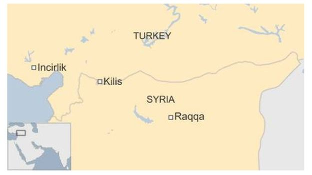 U.S. denies ISIL role in 'tragic accidental death' of contractor at Turkey's Incirlik air base