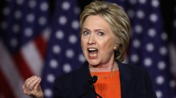 Clinton's San Diego speech ignores this: She is an oligarch and a crook whose foreign policy opened the gates of hell