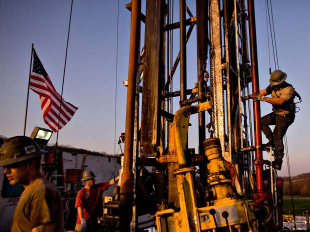 Saudis end their war against U.S. frackers