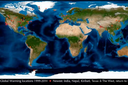 Map Of The Earth After - Us map after global warming
