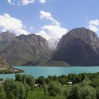 Tajikistan: Penjikent-Dushanbe-Khorog