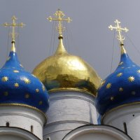 Russia: A Moscow day trip to Sergiev Posad