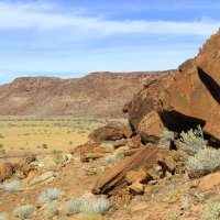 Namibia: Rugged Damaraland