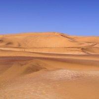 Namibia: Crepes & sandboarding in Swakopmund