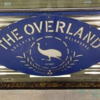 Australia: Overland train Melbourne to Adelaide