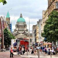 Ireland: A Belfast City Tour