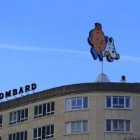 Belgium: Meeting Tintin and Hergé
