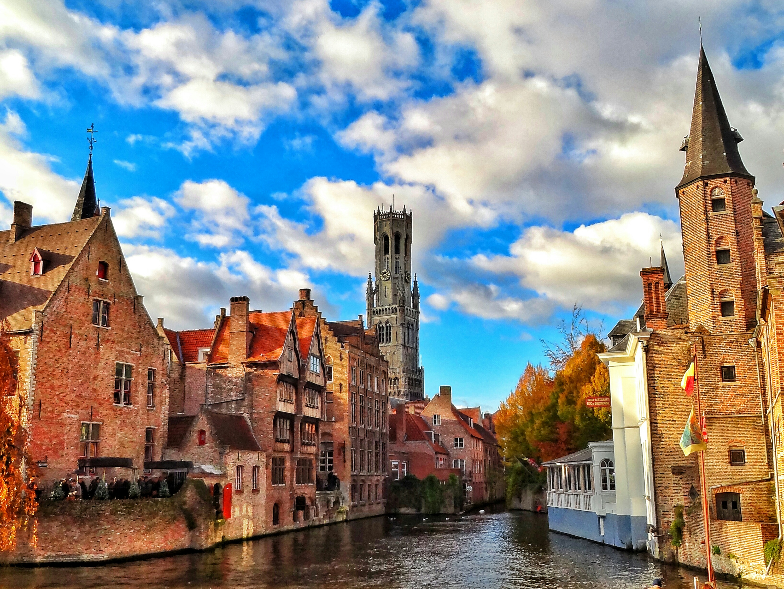 5 reasons to visit Belgium  it is not boring at all     WORLD WANDERISTA Bruges