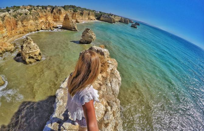 Algarve travel experience