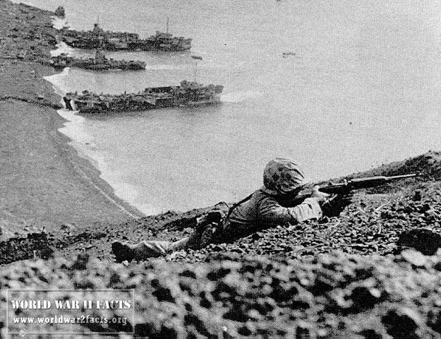 Battle of Iwo Jima   World War 2 Facts The Battle of Iwo Jima was fought between the United States and Japan  between February 19th and March 26th 1945  The battle took place in the  Pacific