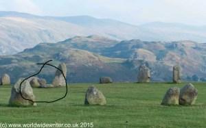 Castlerigg Stone Circle, Cumbria - www.worldwidewriter.co.uk