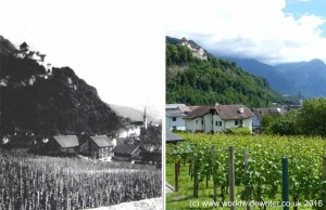 Vaduz past and present