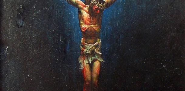 Jesus on the cross (1)