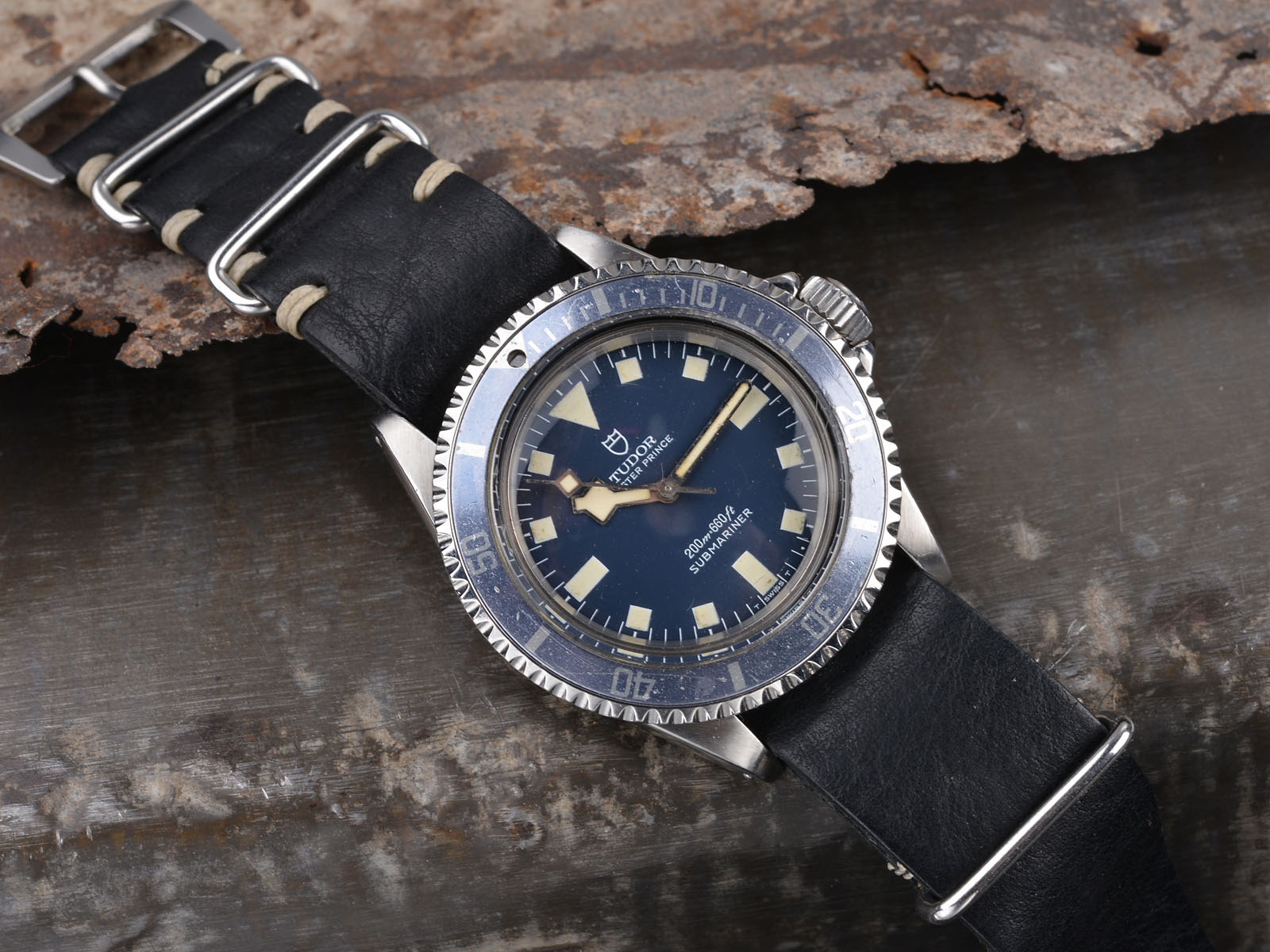 Market watch ing dive watches everywhere wound for - Tudor dive watch ...