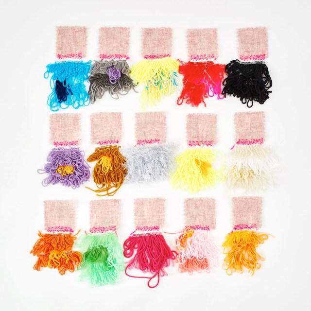 Knit vs. Weave by Louize Harries