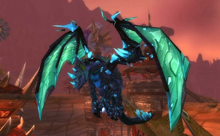 Vitreous Stone Drake  Spell  World of Warcraft