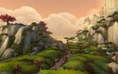 Caminho pelas montanhas de Wandering Isle [Ilha Vagante]