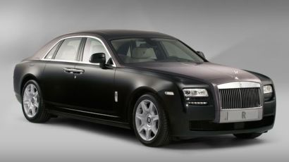 Rolls Royce Ghost Sedan