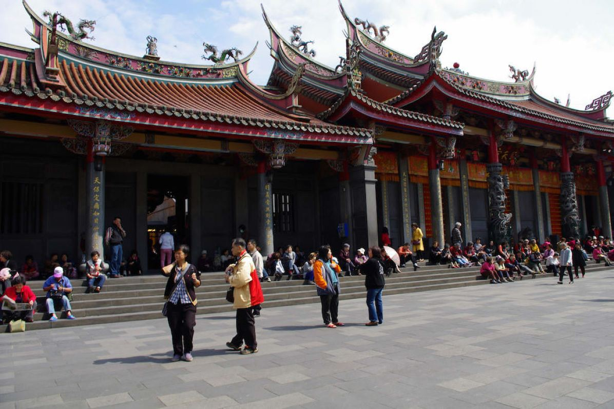 Xingtian Temple Top 9 Things To Do In ...
