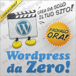 Corso WordPress da Zero - logo
