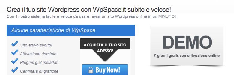 schreenshot-wpspace