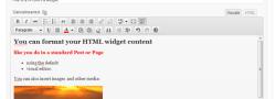 Una schermata del plugin in azione