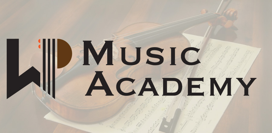 Welcome to the William Pu Music Academy