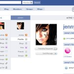 Make BuddyPress Look Like Facebook