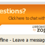 Adding Live Chat To Your Site Via Zopim
