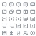300 Free Icons For Web And User Interface Design