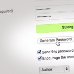 Should WordPress Include a Password Generator?