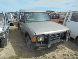 - Land Rover Discovery