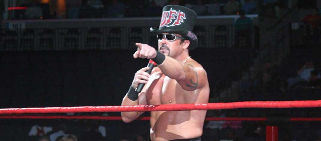 Buff Bagwell Bashes CM Punk & Samoa Joe