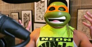 Facade and Teenage Mutant Ninja Turtles