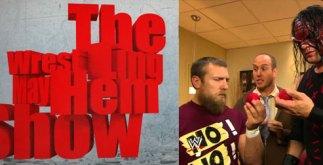 Kane - Team Hell No - Wrestling Mayhem Show