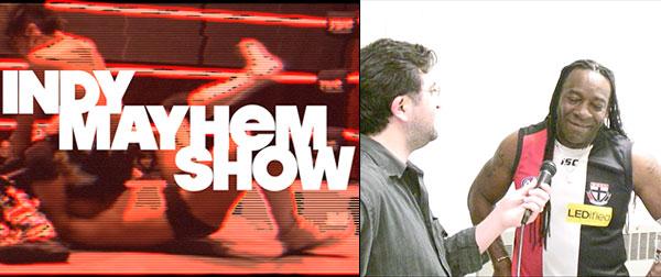 Indy Mayhem Show 116: Booker T, Chris LeRusso, RJ City