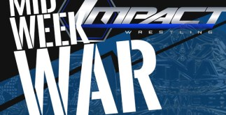 midweek war - impact wrestling - wrestling mayhem show