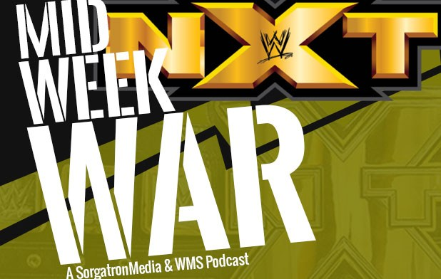 wwe nxt - mid week war