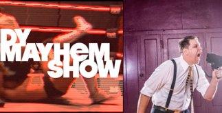 Evan Gelistico - indy mayhem show