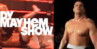 Wardlow - Indy Mayhem Show 127 - Daniel Hooven - International Wrestling Cartel
