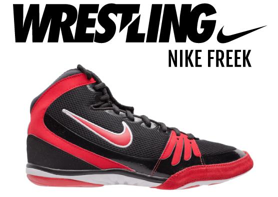 2015 Nike Freek Wrestling Shoes