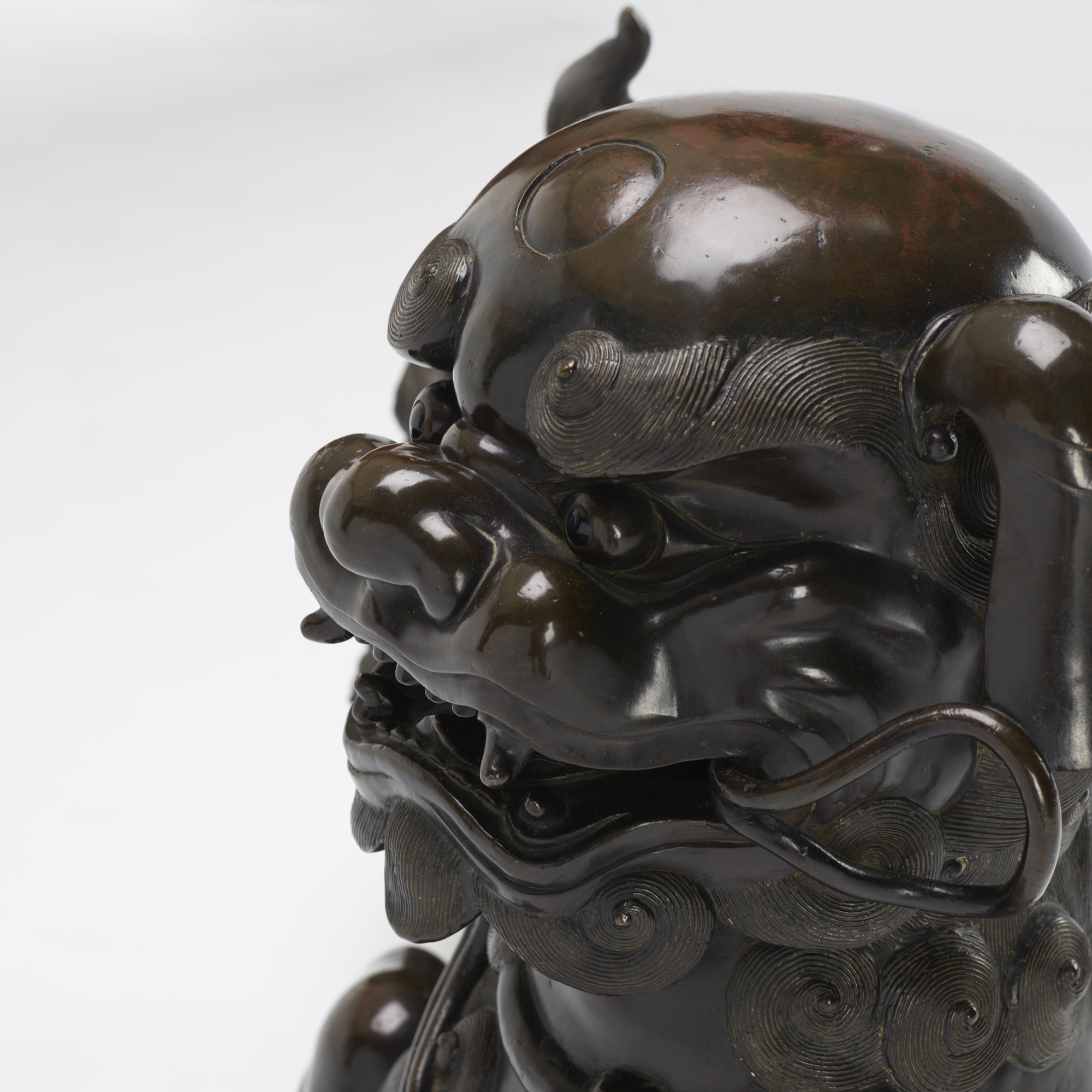 Intriguing America Chinese Foo Dog 372 3 Living July 2016 Chinese Foo Dog Incense Burner Wright Auction Chinese Foo Dog Club Sale houzz 01 Chinese Foo Dog
