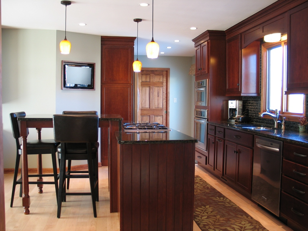 indianapolis kitchen remodeling and design remodeling kitchen Carmel Kitchen Remodeling After