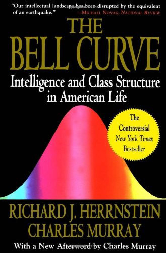 The Bell Curve by Richard J. Herrnstein n Charles Murray