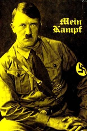 Date hitler published mein kampf