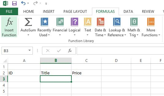 how to use vlookup in excel 2013 youtube