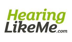 Facebook page for HearingLikeMe